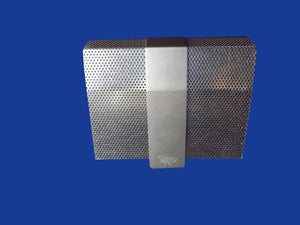 1 Tall Galvanized Solid Coupler