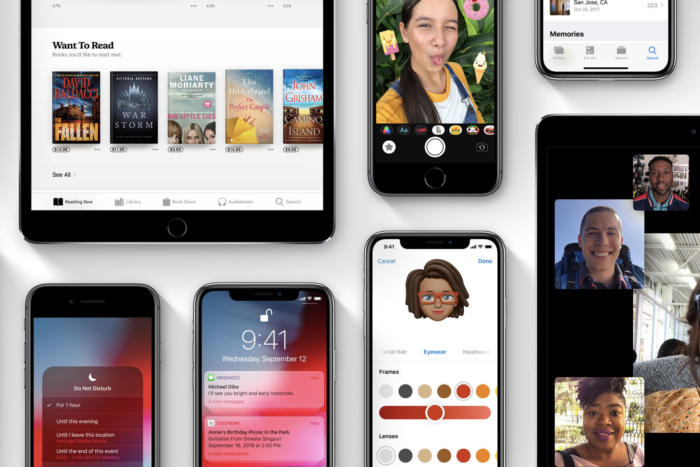 New iPhone Passcode Bypass Found Hours After Apple Releases iOS 12.1