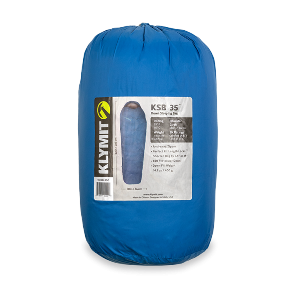 KSB 35 Down Sleeping Bag