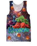 Space Jam Mens Tank Top