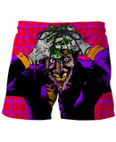 Joker HAHA Mens Swim Trunks