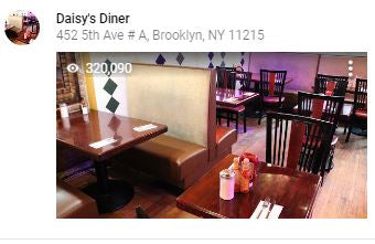 Daisy's Diner, 5th Avenue # A, Brooklyn, NY