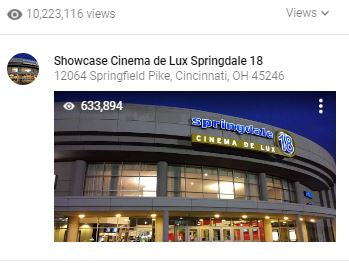 Showcase Cinema de Lux Springdale 18