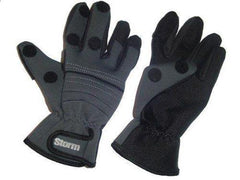 Kiddy Storm Neoprene Gloves - 3 Sizes Available [L]