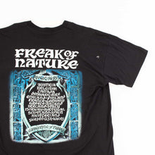 Vintage 'Freak Of Nature' Screen Stars Tour T-Shirt - American Madness