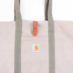 Vintage Reworked Carhartt Tote Bag - Grey