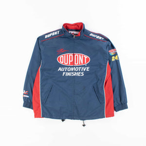 Vintage 'Automotive Finishes' NASCAR Racing Jacket