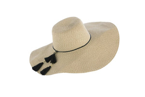 Hermosa Natural Hat