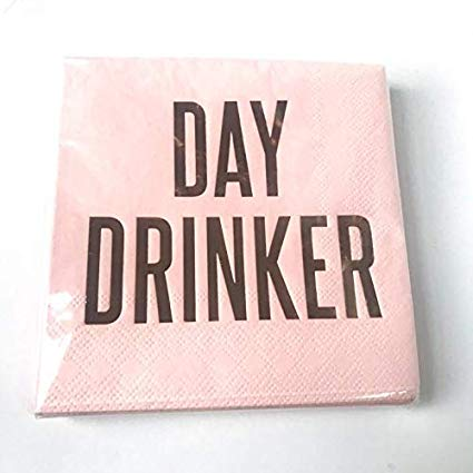 Beverage Napkins Day Drinker