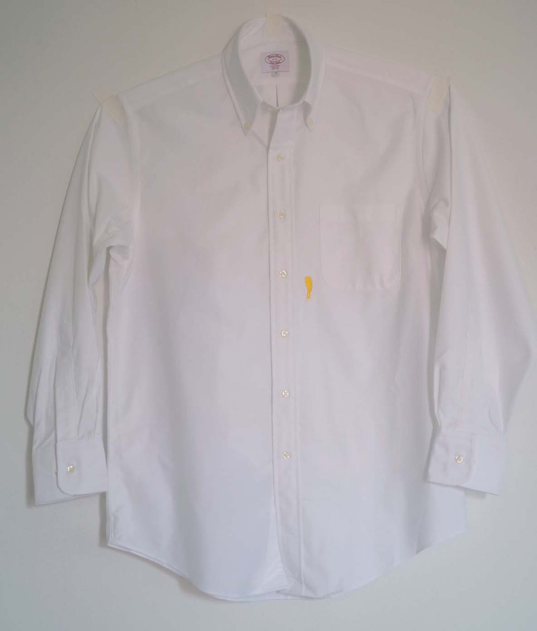 ACCIDENT MUSTARD STAIN WHITE