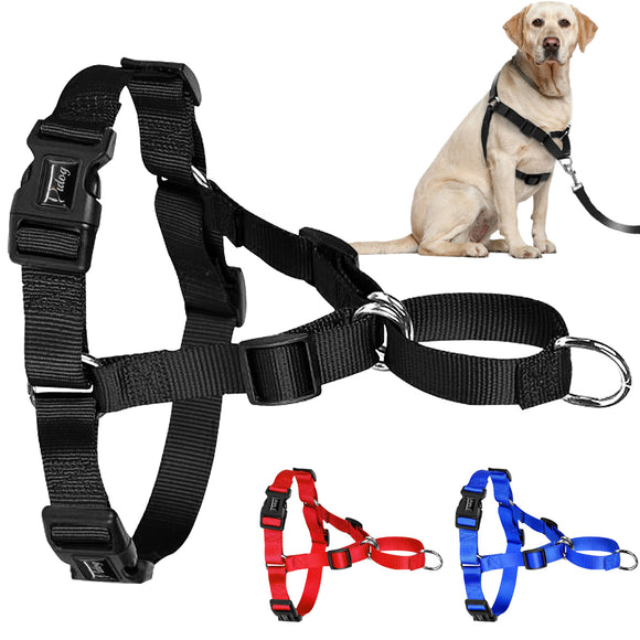 No Pull, Nylon Dog Walking Harness - Swag for My Dog