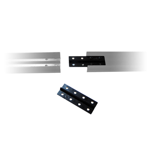 Studio Ceiling Rail Track System Rail Extender Connector