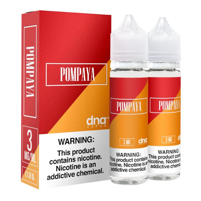 Pompaya 120ML By DNA Vapor