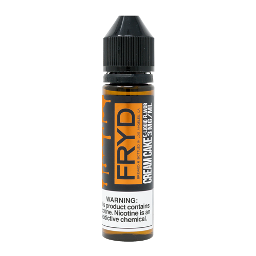Cream Cake 60ML By FRYD E-Liquid