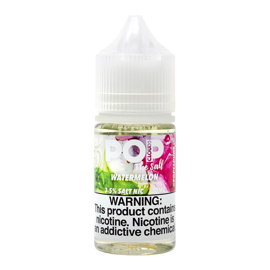Watermelon 30ML Nic Salt By Pop Clouds The Salt E-Liquid