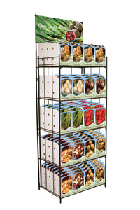 Friend of the Earth Fruit & Vegetable Collection - Open top box packages Unit #14008