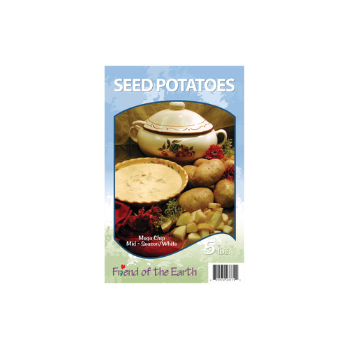 White Seed Potatoes - Mega Chip Unit #15401