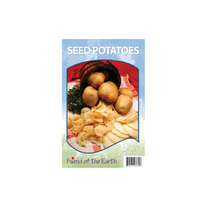 White Seed Potatoes - Superior Unit #15402