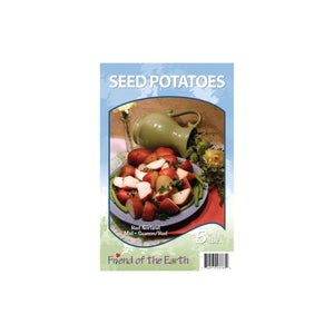 Red Seed Potatoes - Red Norland Unit #15404