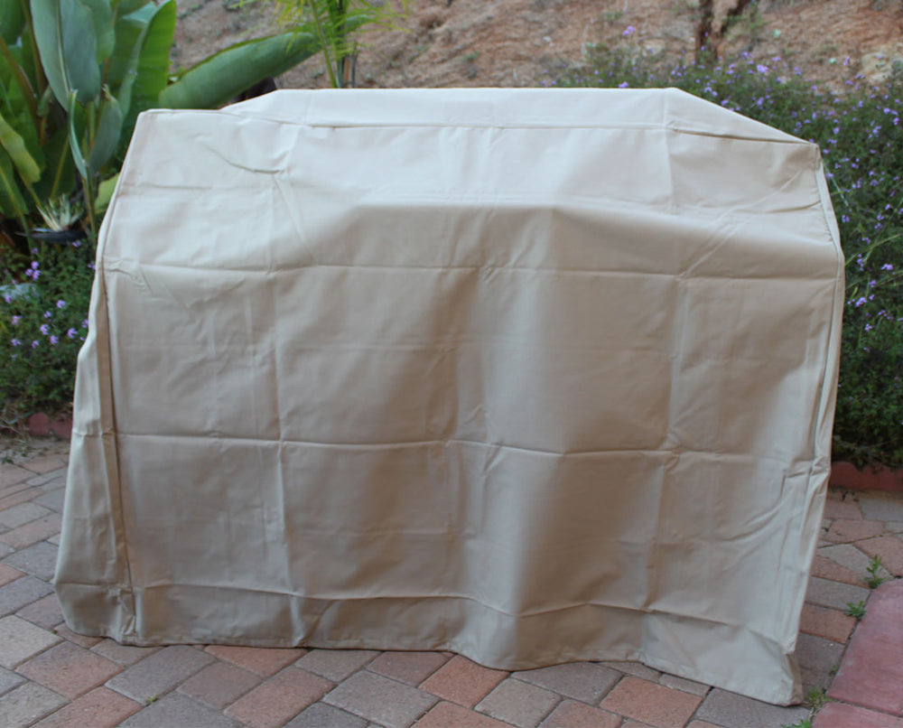 "BBQ Grill Cover Rectangle Waterproof 59"" x 29"" x 48"""