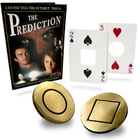 The Prediction - Tell The Future Card Trick