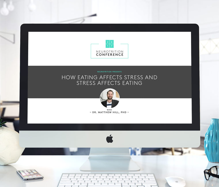 How Eating Affects Stress And Stress Affects Eating (Digital Video & PDF)