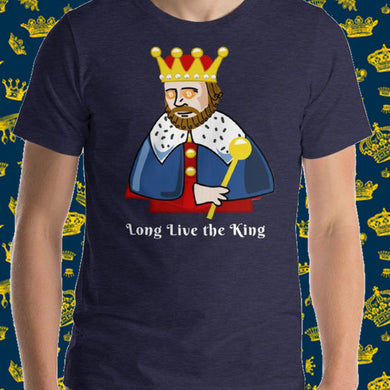 King Bitcoin T-Shirt