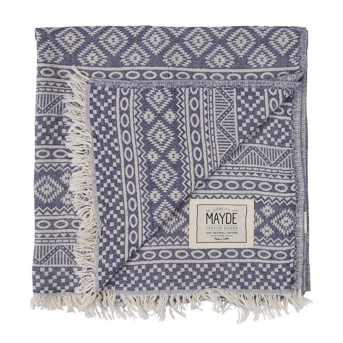CABARITA TOWEL - NAVY