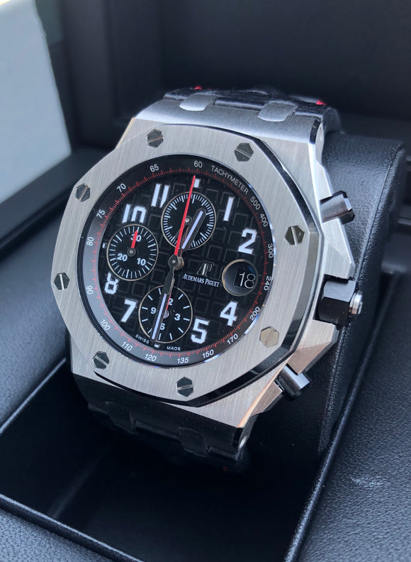 Audemars Piguet Royal Oak Offshore Vampire 26470ST.OO.A101CR.01