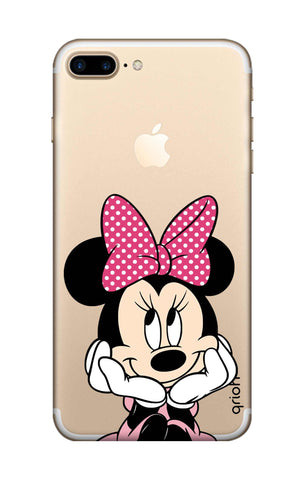 Minnie In Deep Thinking iPhone 7 Plus Cases & Covers Online