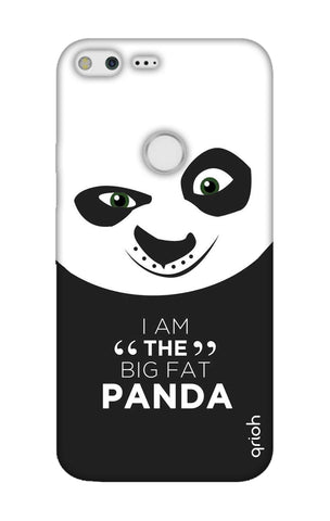 Big Fat Panda Google Pixel Cases & Covers Online