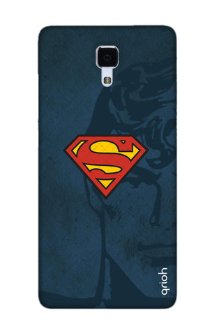 Wild Blue Superman Xiaomi Mi 4 Cases & Covers Online