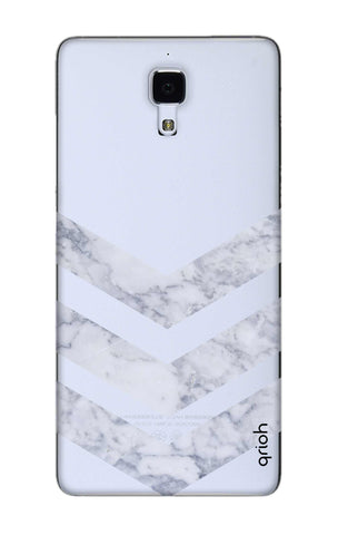 Marble Chevron Xiaomi Mi 4 Cases & Covers Online