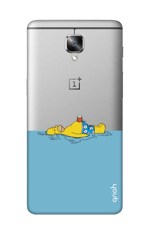 Simpson Chill OnePlus 3T Cases & Covers Online