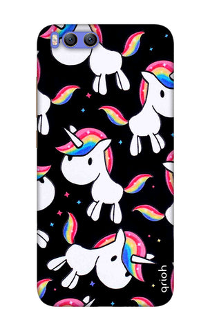 Colourful Unicorn Xiaomi Mi 6 Cases & Covers Online