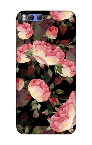 Watercolor Roses Xiaomi Mi 6 Cases & Covers Online