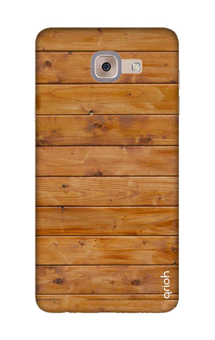 Natural Wood Samsung J7 Max Cases & Covers Online