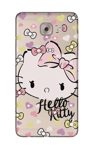 Bling Kitty Samsung J7 Max Cases & Covers Online