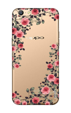 Floral French Oppo A71 Cases & Covers Online