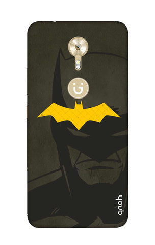Batman Mystery Gionee A1 Cases & Covers Online