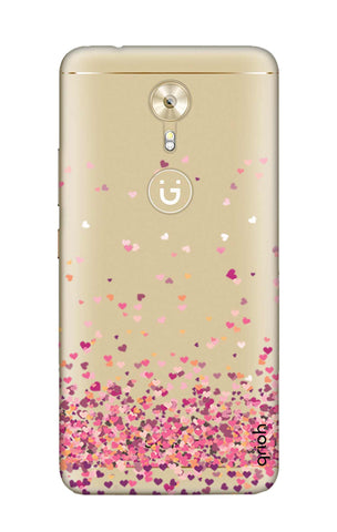 Cluster Of Hearts Gionee A1 Cases & Covers Online