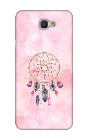 Pink Dreamcatcher Samsung ON7 Prime Cases & Covers Online