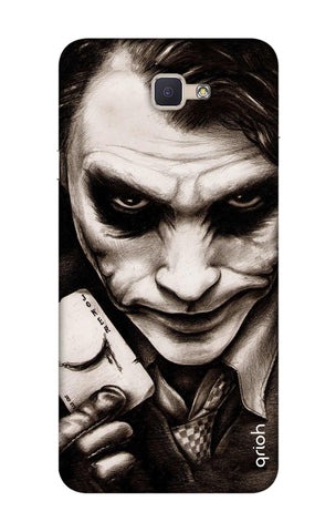 Why So Serious Samsung ON7 Prime Cases & Covers Online