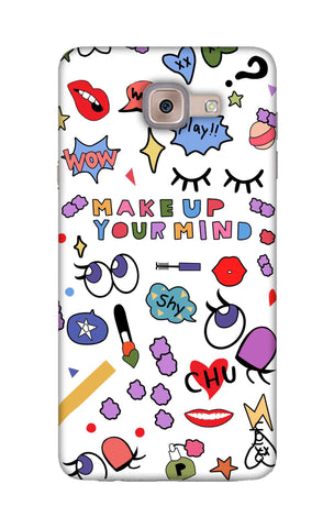 Makeup Your Mind Samsung ON Max Cases & Covers Online
