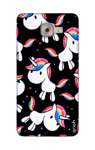 Colourful Unicorn Samsung ON Max Cases & Covers Online