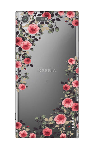 Floral French Sony Xperia XZ Premium Cases & Covers Online