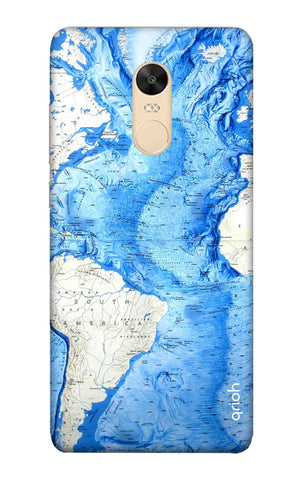 World Map Xiaomi Redmi 5 Plus Cases & Covers Online