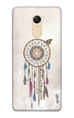 Butterfly Dream Catcher Xiaomi Redmi 5 Plus Cases & Covers Online