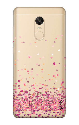 Cluster Of Hearts Xiaomi Redmi 5 Plus Cases & Covers Online