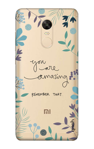 You're Amazing Xiaomi Redmi 5 Plus Cases & Covers Online